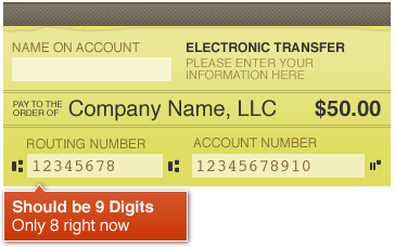 how to create an electronic form in word